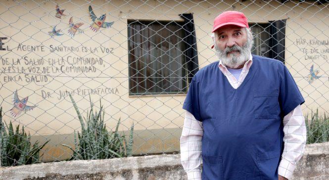 El conmovedor pedido de un médico que trabaja en una comunidad Wichi