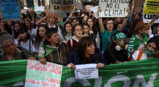 Fotogalería: Huelga Mundial por el Clima