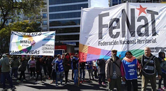 """""""Las políticas de Macri son un genocidio"""""""