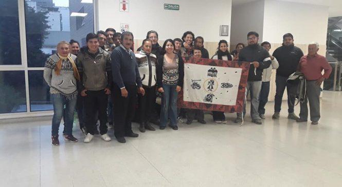 """""""Somos aire, fuego, tierra y agua, somos Pueblo Nación Diaguita"""""""