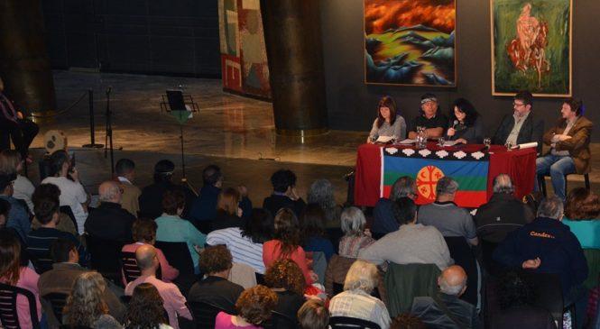 Hermoso tributo al Toki Kajfvkura en el Centro Cultural San Martín