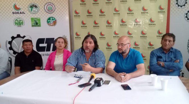 Jujuy: Gerardo Morales busca intervenir el gremio azucarero de Ledesma