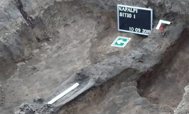 Masacre de Napalpí: encontraron restos humanos en las excavaciones