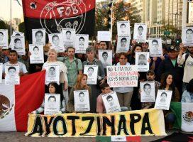 Ayotzinapa, 5 años de lucha