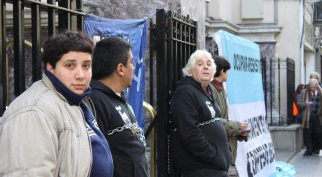"""""""Demostramos que la deuda con el FMI es ilegítima, ahora vamos por su nulidad"""""""