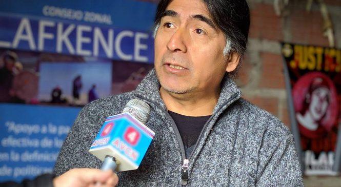Mapuches critican al gobernador de Neuquén y denuncian que no cumple la Constitución provincial