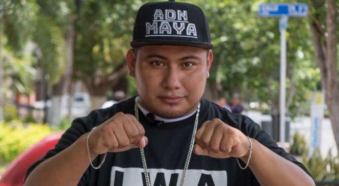 """""""Pat Boy"""" el rapero maya que rompe los esquemas al cantar en su lengua indígena"""