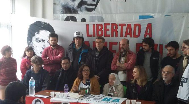 Marcharán por la libertad de Daniel Ruiz a un año de su encarcelamiento