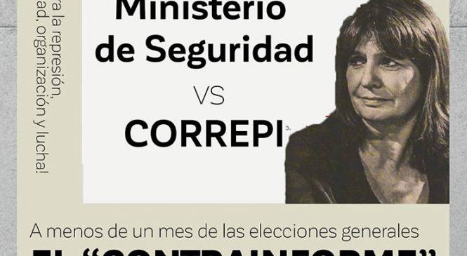 Ministerio de Seguridad de la Nación vs CORREPI