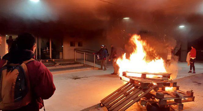 Crisis en Chubut: jornada de luto y nuevo paro nacional docente
