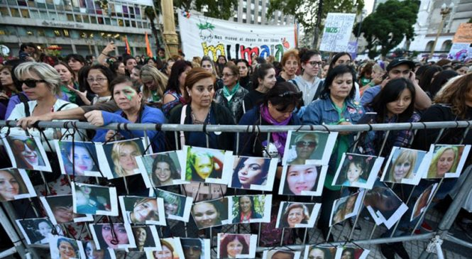 Ya suman 178 los femicidios en Argentina durante el 2019