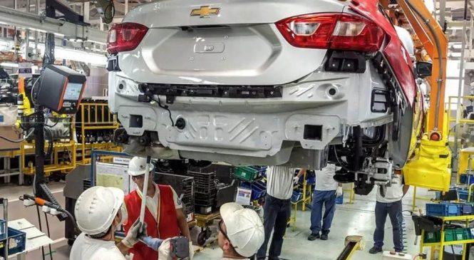General Motors reanudó la actividad y mantiene 355 suspensiones acordadas