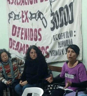 Conversatorio a 13 años de la desaparición de Jorge Julio López