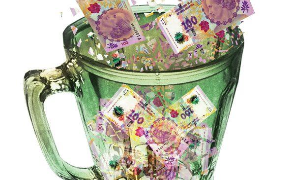 La licuación del salario como objetivo deliberado de la política de gobierno