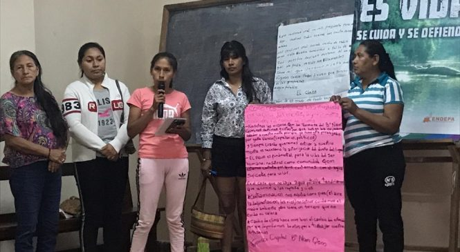 A 7 meses de la detención de una joven mbya, exigen su urgente liberación