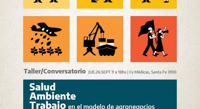 Rosario: Trabajo, ambiente y modelo productivo en debate