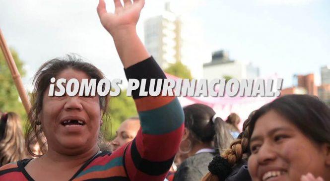 Encuentro Plurinacional de Mujeres, Lesbianas, Trans, Travestis, Bisexuales y No Binaries