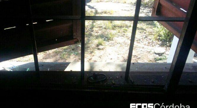 Violentaron el domicilio y robaron dos computadoras a comunicadores de Ecos Córdoba