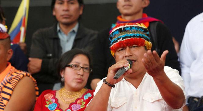 Ecuador: CONAIE exigió al FMI que deje de presionar por ajustes
