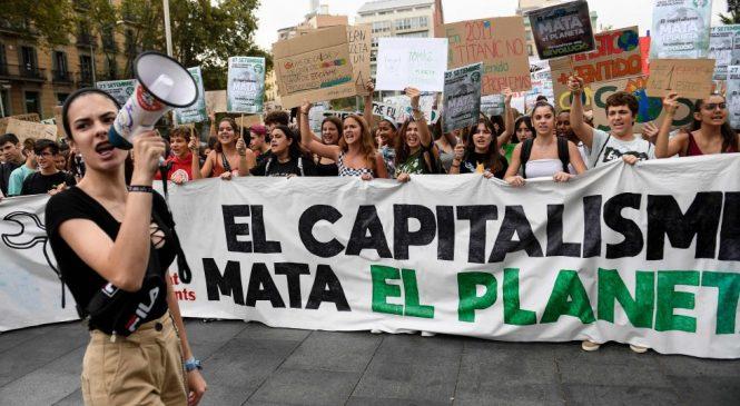 Medio ambiente y capitalismo