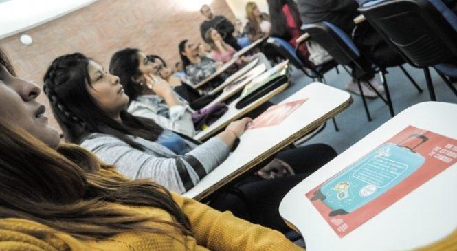 En San Juan, pocos alumnos de pueblos originarios siguen la universidad