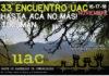 33º UAC Encuentro de la Unión de Asambleas de Comunidades, Hasta acá no más, Tucumán