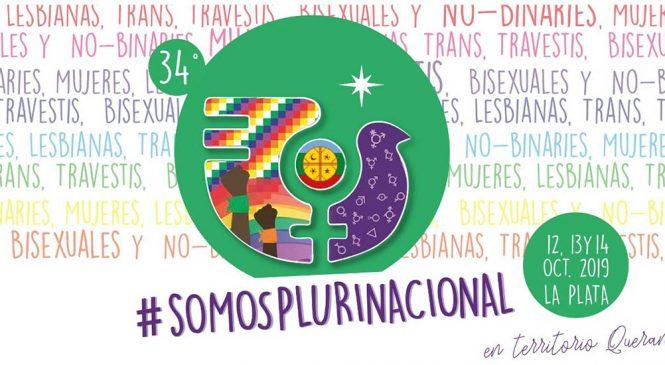 """""""Por un 34 Encuentro Plurinacional y con la disidencia sexual"""""""
