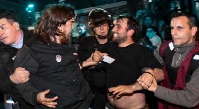 Vuelven a procesar a dos trabajadores de prensa que cubrían la represión a la marcha por Santiago Maldonado