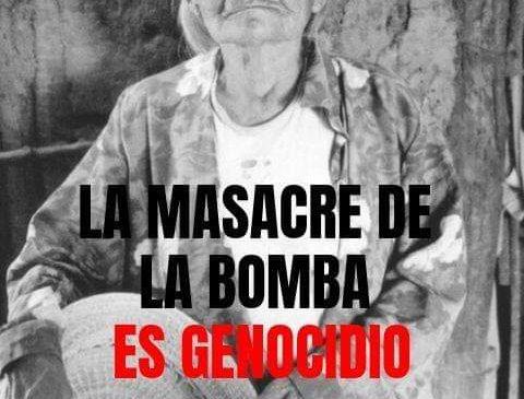 "A 72 años de la Masacre de Rincón Bomba: ""Sa'pal Da' Laco odek di' qadeta'alpi'"""