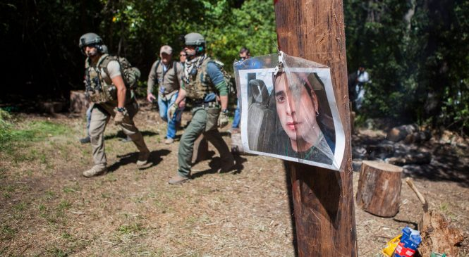 Santiago, Rafita y la represión sistemática a recuperaciones territoriales
