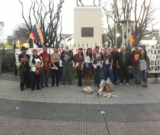 Comunidad de La Matanza pide resguardar sitio sagrado donde se mató a la población querandí