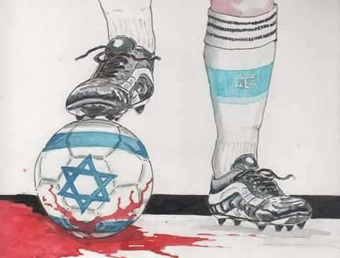 Argentina y Uruguay mancharán de sangre sus camisetas nacionales jugando en Israel