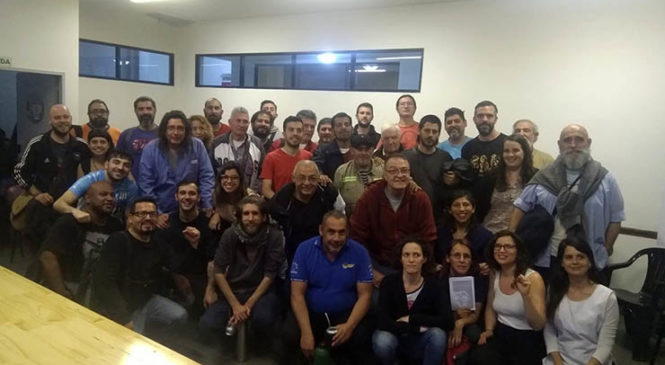 Nace la Coordinadora Obrera de la Ciudad de Buenos Aires