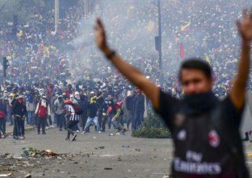 """Ecuador: Se recrudece la represión en vísperas de la gran marcha contra """"el paquetazo"""""""