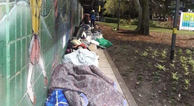 CABA: cerró el parador de Parque Avellaneda