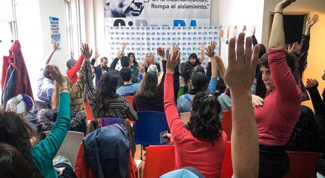 Una asamblea extraordinaria del SiPreBA votó la expulsión de Patricio Klimezuk por violencia de género
