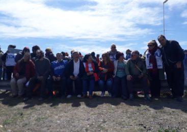 Se realizó una nueva Jornada Nacional de Lucha de CONADU Histórica