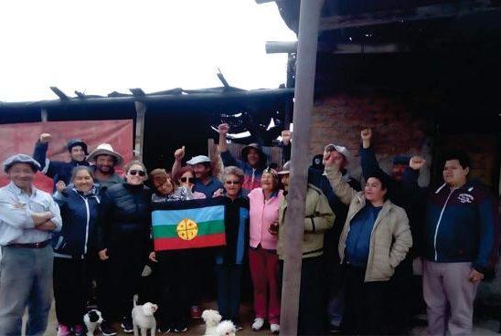 Mendoza: desalojan una comunidad mapuche en Malargüe