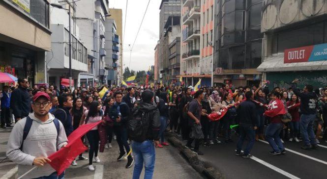 Ecuador: gobierno de Lenin Moreno dicta Estado de Sitio frente al Paro Nacional