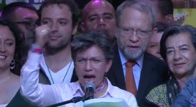 Quién es Claudia López, alcaldesa electa de Bogotá, ecologista y lesbiana