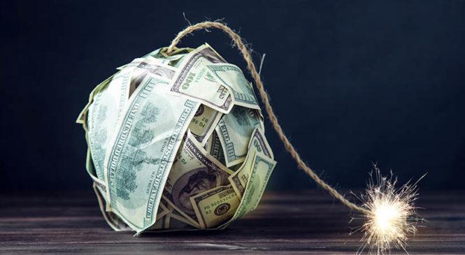 La participación de la deuda en dólares superó el 80% del total y es récord desde el 2002