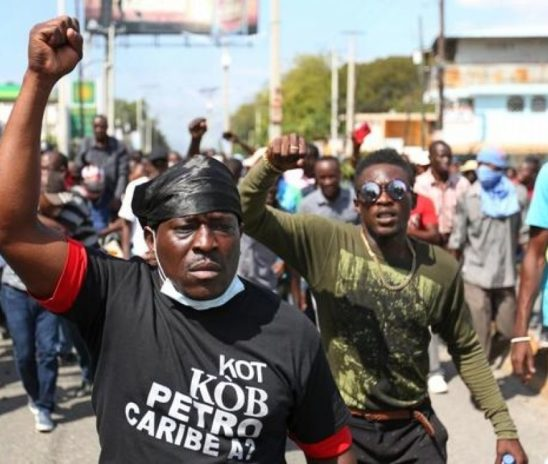 """""""El imperialismo norteamericano se vale de Haití para sabotear la unidad regional"""""""