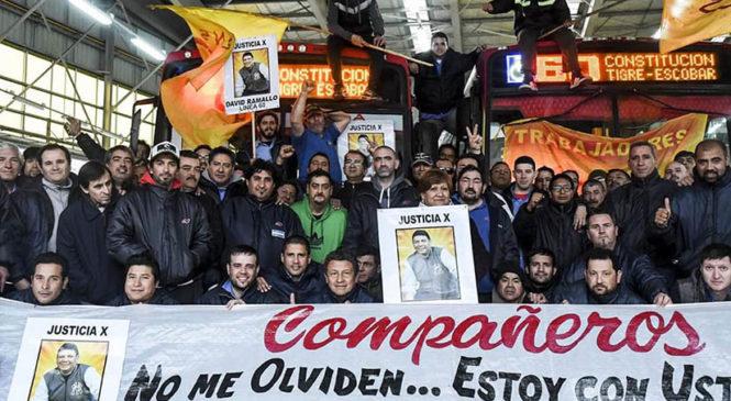 Los trabajadores de la Línea 60 rechazan la readecuación del servicio