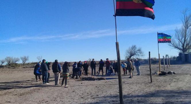 Parlamento Mapuche Tehuelche llama a las comunidades a resistir las órdenes de desalojo