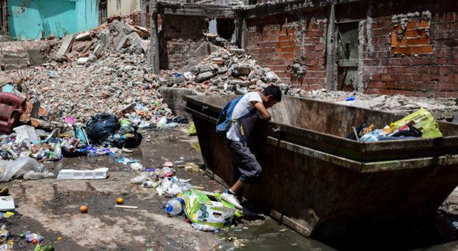Lo peor de las crisis está en el aumento de la pobreza