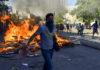Reporte revueltas en Chile – 22 de octubre
