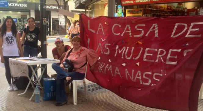 Niñas, no madres: Silbatazo solidario en Tucumán