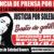La Plata: Conferencia de prensa por el juicio de Soledad Bowers
