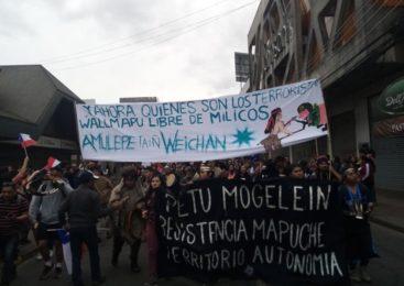 """Chile: Ataques incendiarios de """"venezolanos y cubanos"""" ¿La punta del iceberg de una nueva  """"Operación Huracán – Andes"""" que se derrumba?"""
