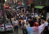 Crónica y fotos: Primera Marcha del Orgullo villera y plurinacional